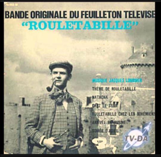 """En quelle année le feuilleton télévisé français """"Rouletabille"""", produit par l'ORTF avec Philippe Ogouz dans le rôle principal, est-il apparu sur le petit écran ?"""