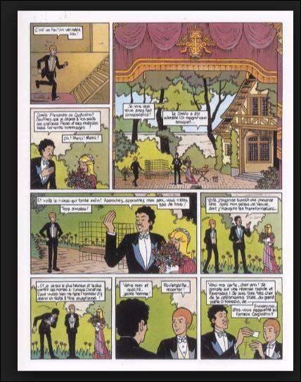 Les aventures de Rouletabille ont également été adaptées en une série de bandes dessinées en 1989. Quel est le roman qui a fait l'objet de cette toute première parution ?