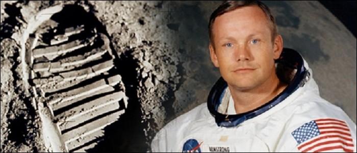 Neil Armstrong est le premier homme à avoir marché sur la Terre.