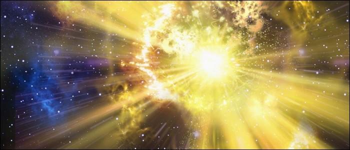 Une supernova est une étoile nouvelle.