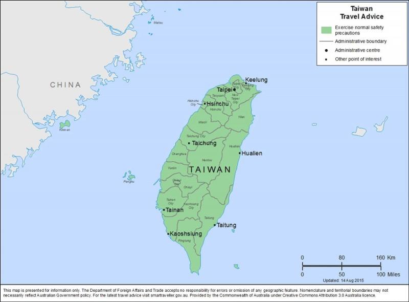 Qui est la membre taïwanaise ?