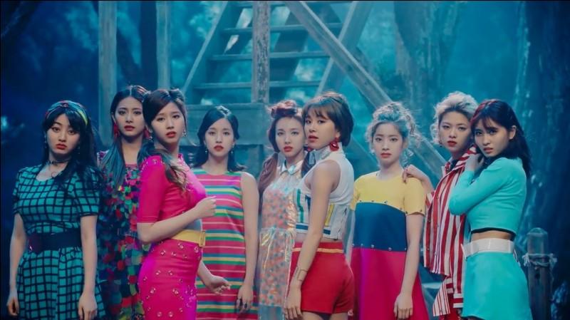 De quel MV des Twice vient cette photo ?