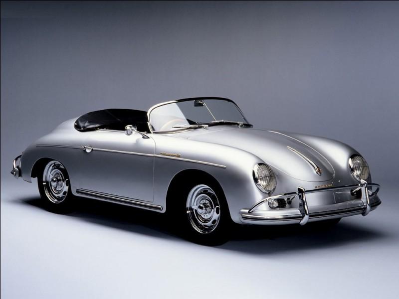 Voici une voiture conçue par Ferry Porsche, un descendant de Ferdinand Porsche. Cette voiture a été réalisée sur celle d'une Coccinelle, comment se nomme-t-elle ?