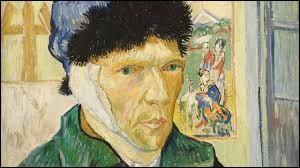 Quel peintre se mutile l'oreille en 1888 ?