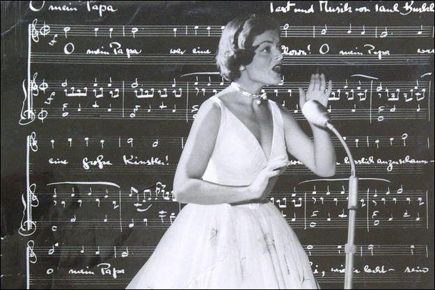 En quelle année a eu lieu le premier Grand Prix Eurovision de la chanson ?