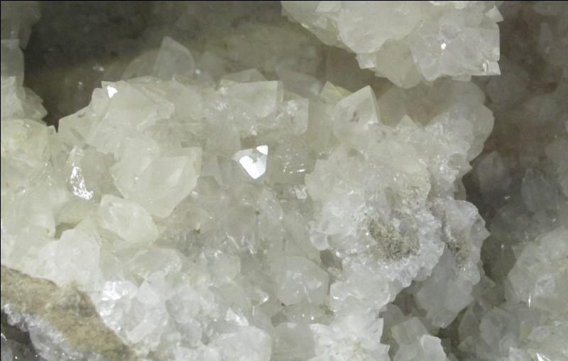 Quel est le nom courant du chlorure de sodium ?