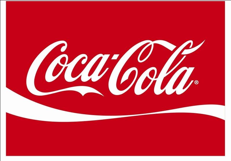 Le chiffre d'affaires de Coca-Cola en 2012 par rapport à celui de 2013 :