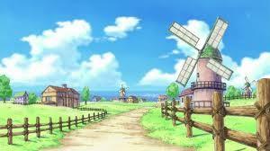 One Piece - Les personnage de l'île de Fuchsia