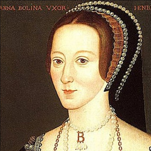 Le roi d'Angleterre Henri VIII eut cinq épouses.