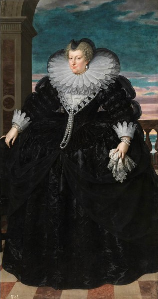 L'époux de Marie de Médicis se nommait Henri IV.