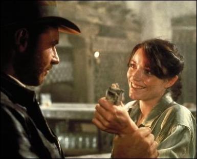 La chérie la plus sympa d'Indiana Jones se prénomme ...