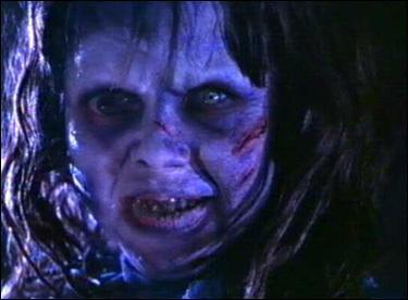 Depuis que Satan l'habite ( ah, ah ), elle a une sale tête la petite ...