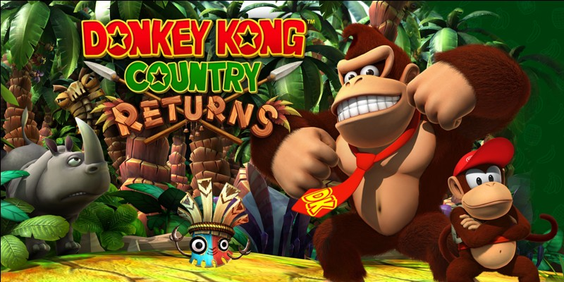 Quel est le meilleur ami de Donkey Kong, jeu vidéo d'arcade de Nintendo ?