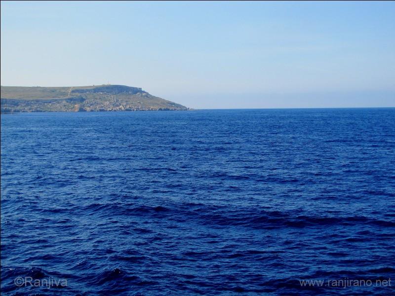 La valeur du littoral en kilomètres de l'Allemagne par rapport au littoral de l'Irlande...