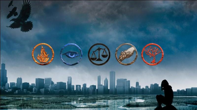 Dans quelle faction préférerais-tu être ?