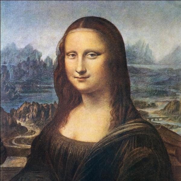 """Dans quelle ville italienne, la """"Joconde"""" a-t-elle été peinte ?"""