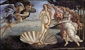 Quelle déesse romaine correspond à la déesse grecque, Aphrodite ?