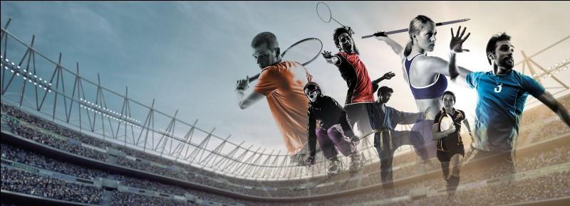 Quel sport te conviendrait le mieux parmi eux ?
