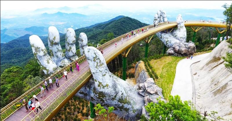 Ce pont étrange est situé, à votre avis, dans quel pays ?