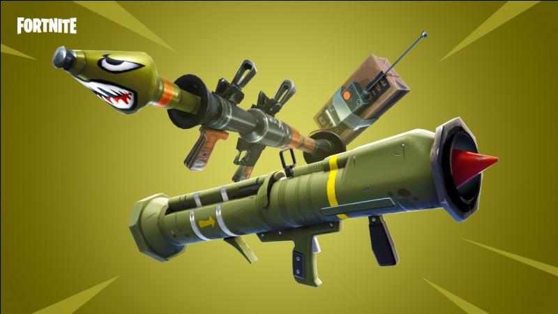 Combien y a-t-il d'armes explosives ?