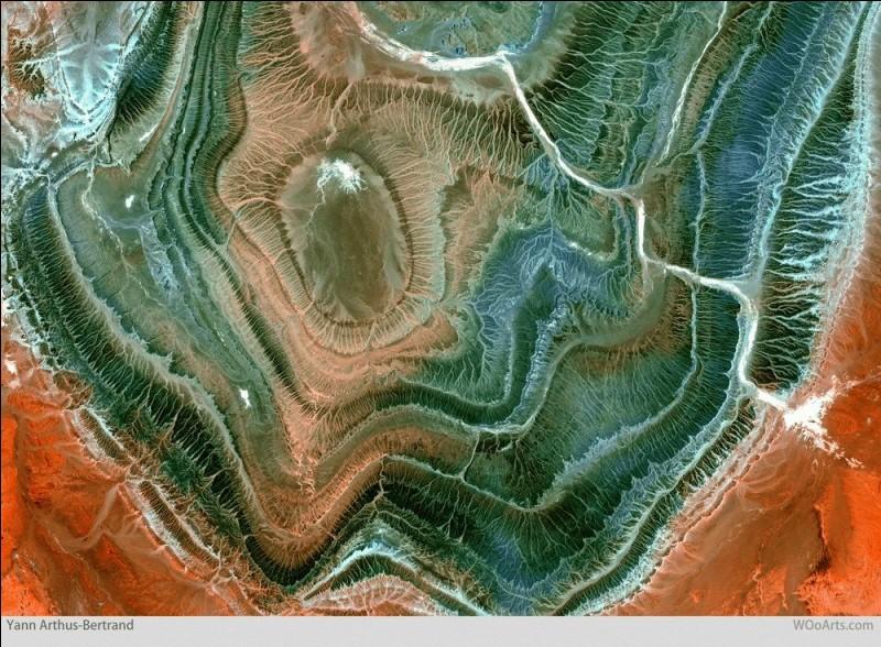 Et pour finir, voici une photographie de Yann Arthus-Bertrand.