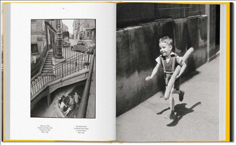 Le photographe Willy Ronis a réalisé ces deux clichés.