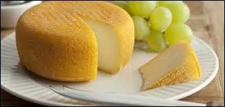 Comment se nomme ce fromage au lait de vache ?