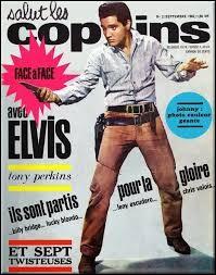 """Quel était le thème du magazine """"Salut les copains"""" paru entre 1962 et 2006 ?"""