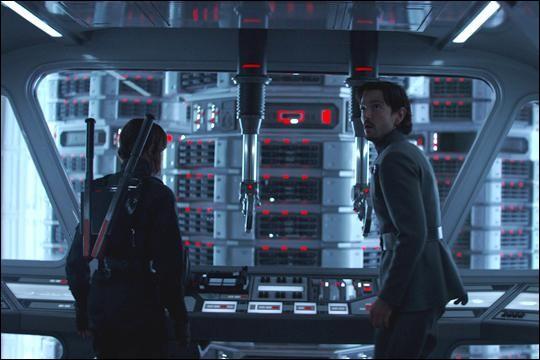 Sous quel nom de code sont cachés les plans de l'Étoile de la Mort dans les archives de Scarif ?