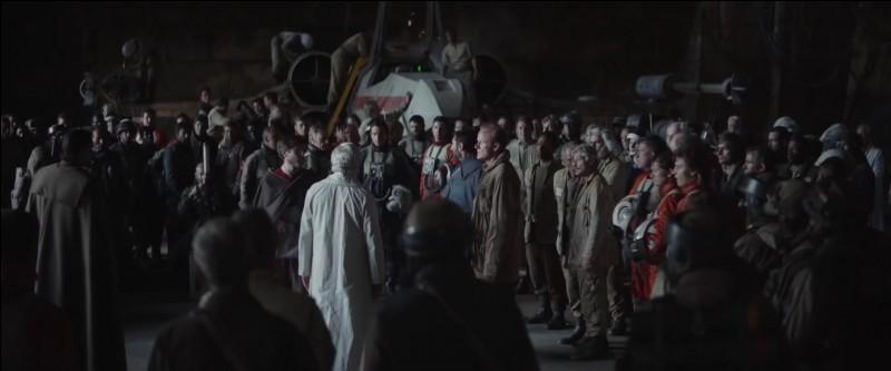 """Quel personnage de la série """"Star Wars Rebels"""" fait une apparition dans le film ?"""