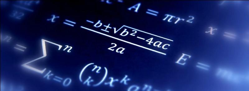 En maths, est-ce que vous travaillez sur l'[...]?