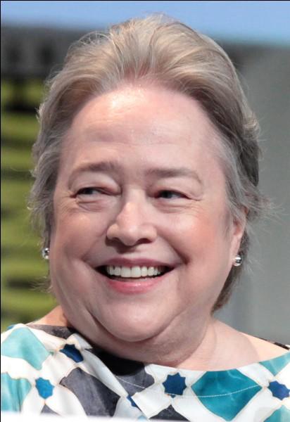 Elle a tenu un rôle dans le film.