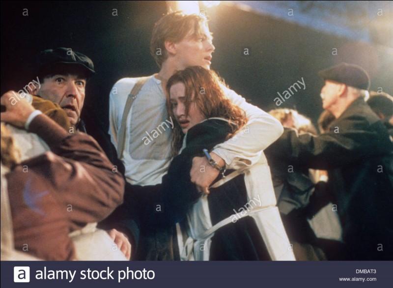 """Cette scène figure-elle dans """"Titanic"""" ?"""