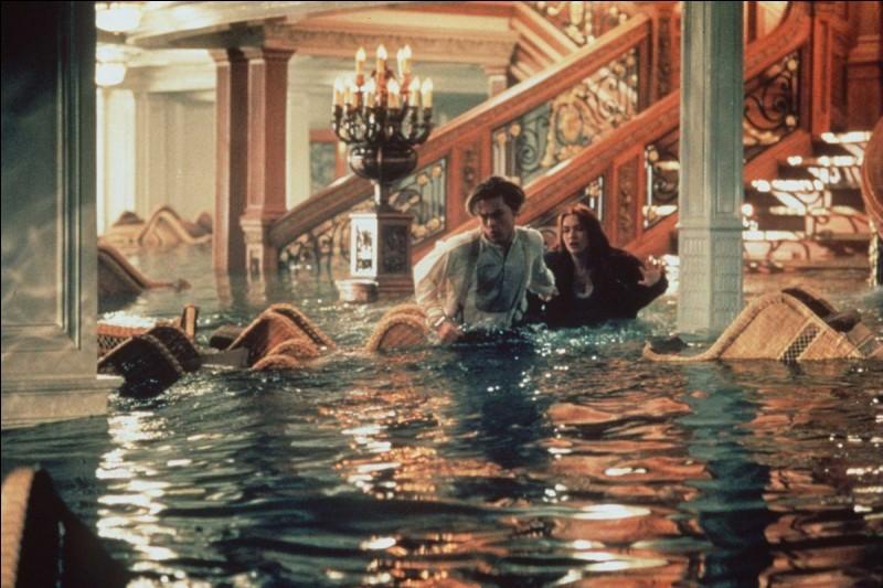 """Ceci est visible dans """"Titanic""""."""