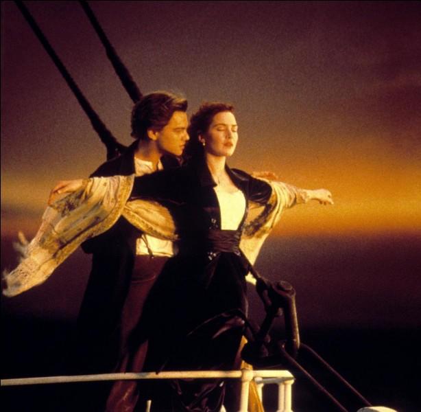 """Cette scène figure-t-elle dans le film """"Titanic"""" ?"""