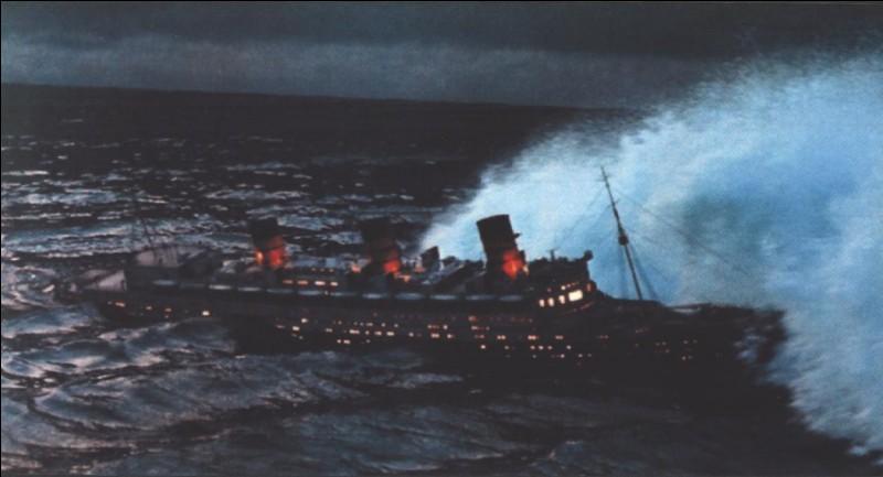 """Voit-on cela dans """"Titanic"""" ?"""