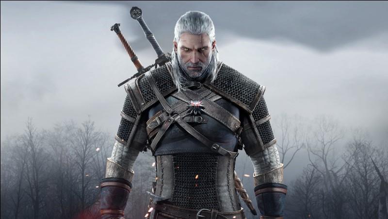 Geralt De Riv fait son apparition dans un jeu autre que ''The Witcher'' quel est le nom du jeu dans lequel il apparaît ?