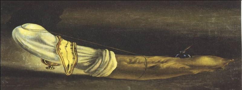 """Vous avez reconnu l'esprit et le coup de pinceau de Dalí, mais quelle désignation est donnée à ce pain """"détourné"""" ?"""