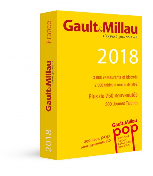 Quelles distinctions le guide gastronomique 'Le Gault et Millau' attribue-t-il ?