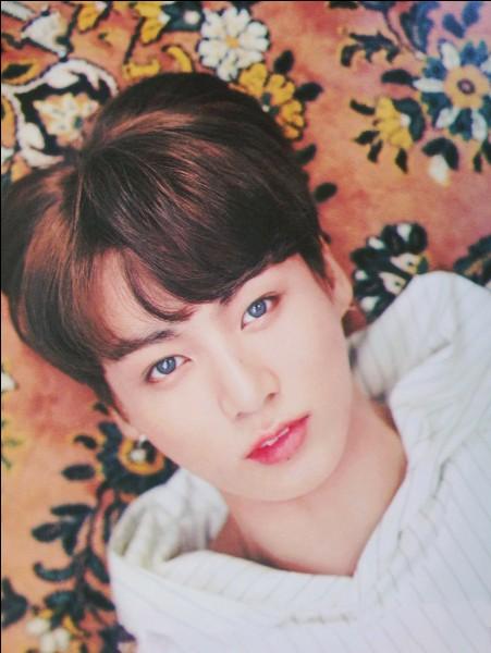 Question spéciale BTS.  Jungkook est le nom de scène de...