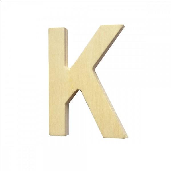 """Question spéciale culture. Le """"K"""" dans « K-pop » est l'initiale de..."""