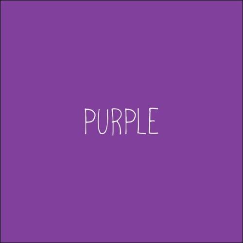 Qu'est-ce qui est 'Purple' selon un album studio de Prince ?