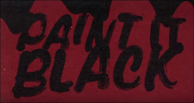 'Paint It, Black' est un titre de quel groupe de rock ?