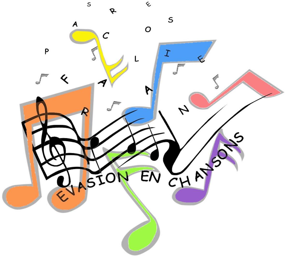 Les couleurs en chansons