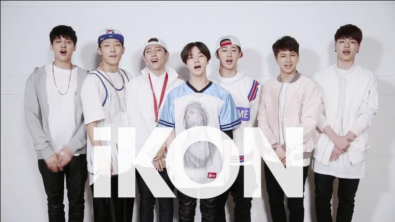 Qui a déjà collaboré avec le groupe IKON ?