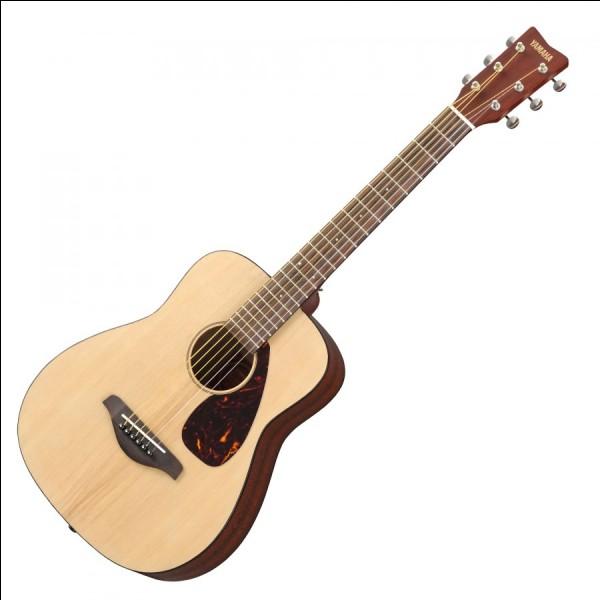 Qui aime beaucoup jouer de la guitare ?