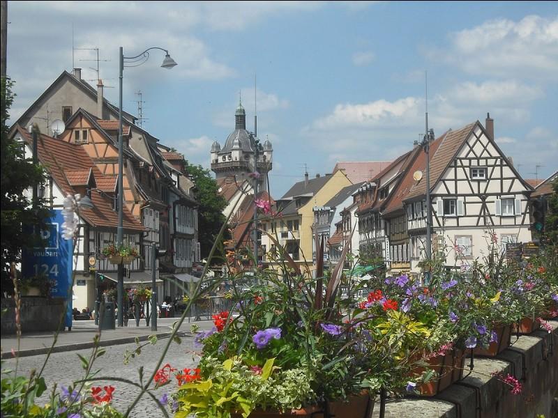 Quelles sont les sous-préfectures du Bas-Rhin ?