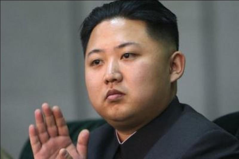 Que penses-tu de Kim Jong-un?