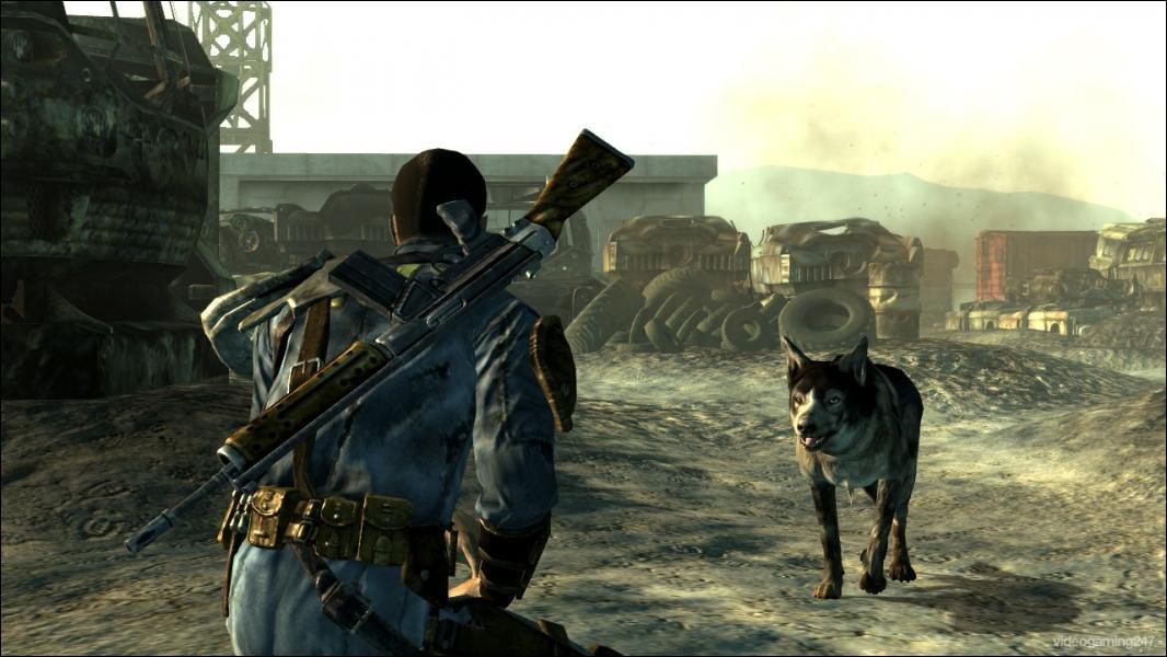 Quel est ce jeu post apocalyptique?