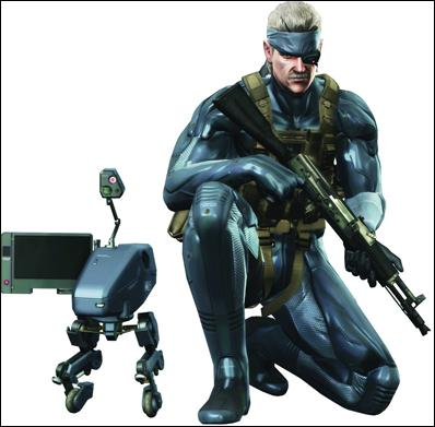 Solid Snake? Facile